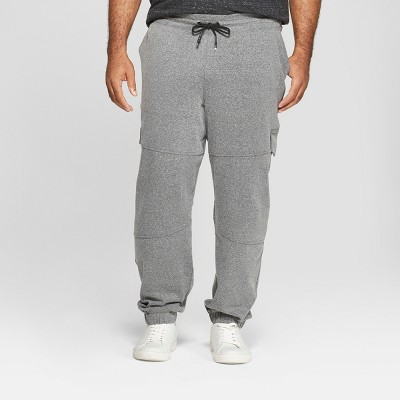 Men's Tall Tapered Knit Cargo Jogger - Goodfellow & Co™