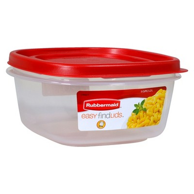 rubbermaid kitchen storage containers exhaust cover 5 cup food container with easy find lid target about this item