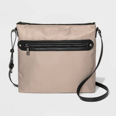 Nylon Crossbody Bag - A New Day™