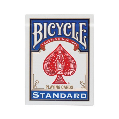 There is a difference between different kinds of playing cards. Bicycle Standard Playing Cards Target