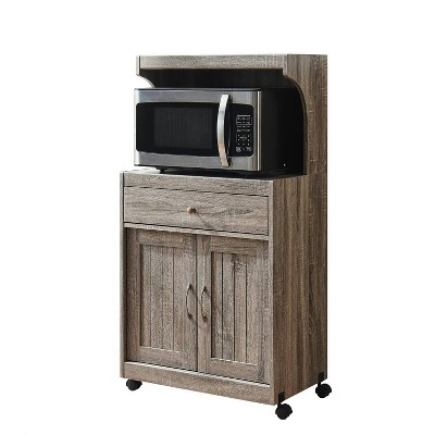 https www target com p microwave cart gray home source a 79944196