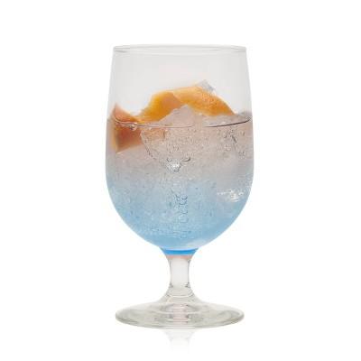 Libbey Montibello Ice Tea Glass Goblet 16oz - Set of 6