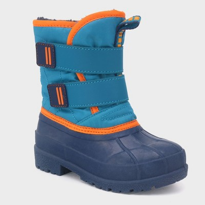 Toddler Boys' Benedict Winter Boots - Cat & Jack™