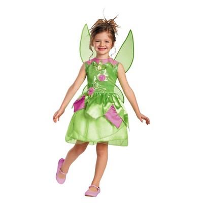 Disney Girls' Tinker Bell Costume