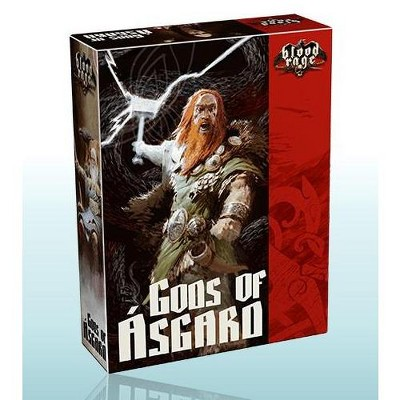 Gods of Asgard Expansion Board Game