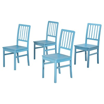 dining chairs set of 4 target burgundy office chair leather camden slat back wood tms about this item