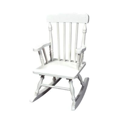 target white rocking chair folding kickstarter kids 39 colonial 45 about this item