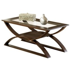 Steve Silver Dylan Sofa Table Inserts Foam Cocktail Merlot Target About This Item