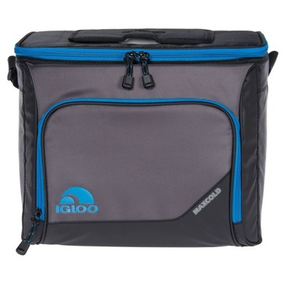 Igloo MaxCold Hard Liner Cooler 24 Can - Black