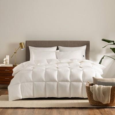 twin down illusion extra warmth down alternative comforter serta