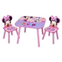 Delta Children Table and Chair - Minnie Mouse : Target