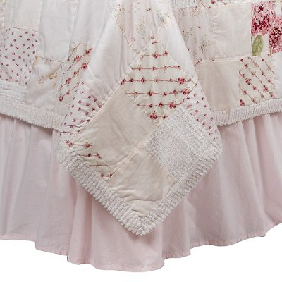 Solid Bed Skirt - Simply Shabby Chic™