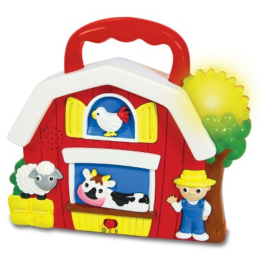 The Learning Journey Early Learning - Old Macdonalds Farm