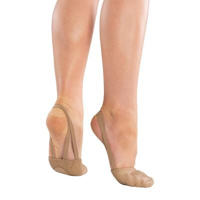 Girls' Danshuz® Freedom Leather Ballet - Tan
