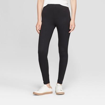 Women's Super Soft Leggings - Xhilaration™ Black