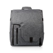Picnic Time Portable 16qt Cooler - Gray
