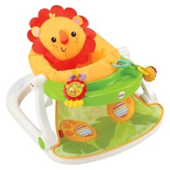 Sit Up Chair For Babies Bedroom With Ottoman Fisher Price Me Floor Seat Tray Target