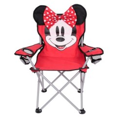 Minnie Mouse Folding Chair Wheelchair In Airport Evergreen Kids Camp Red Target