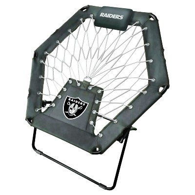 oakland raiders chair orange resin adirondack nfl premium bungee target about this item