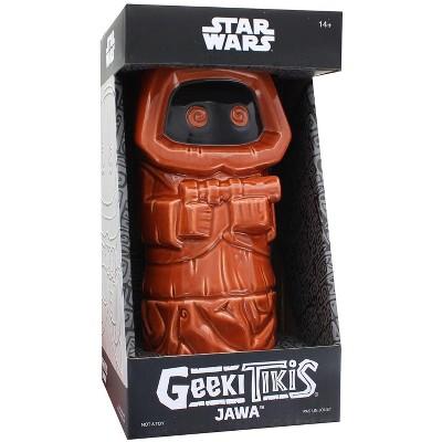 Geeki Tikis Star Wars Jawa Mug   Crafted Ceramic   Holds 14 Ounces