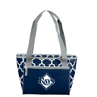 MLB Tampa Bay Rays 16 Can Cooler Tote