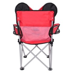 Baby Camp Chair Covers Velvet Evergreen Kids Minnie Mouse Red Target 1 More