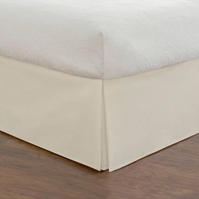 "Tailored Poplin 18"" Bed Skirt - Levinsohn"
