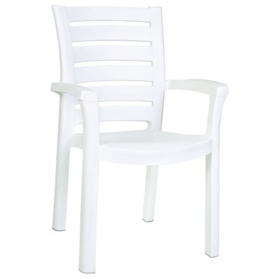 stackable resin patio chairs target