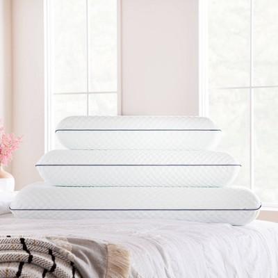 gel foam bed pillows target