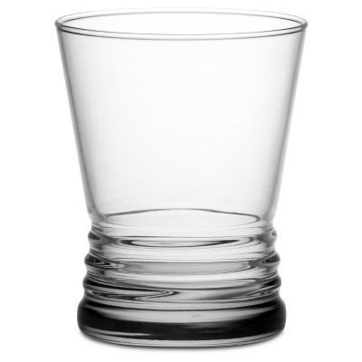 Libbey 11.5oz Be Social Monclava Double Old-Fashioned Glasses - Set of 4