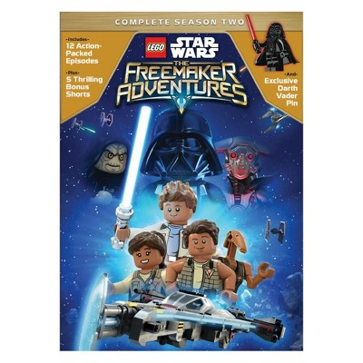 LEGO Star Wars: The Freemaker Adventures Season 2 (DVD)