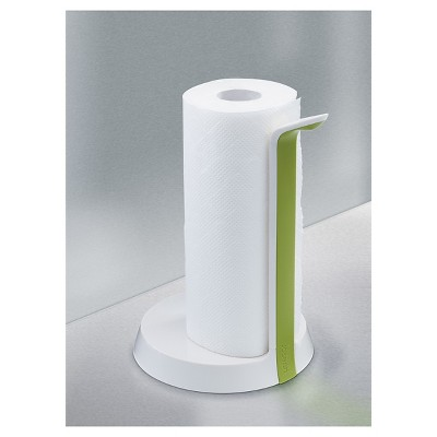 kitchen paper towel holder cabinets painted joseph easy tear with tearing blade target