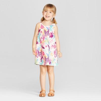 Genuine Kids® from OshKosh Toddler Girls' Desert Floral A Line Dress
