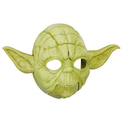Star Wars The Empire Strikes Back Yoda Electronic Mask