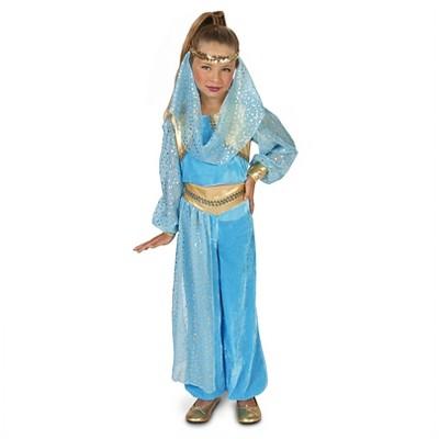 Girls' Magical Genie Costume