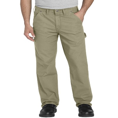 Dickies Men's TOUGH MAX™ Ripstop Flex Regular Straight Fit Carpenter Pants