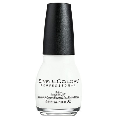 Sinful Colors Professional Nail Polish - 0.5 fl oz