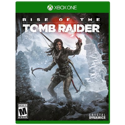 Rise Of The Tomb Raider Xbox One Target