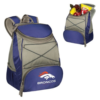 NFL PTX Backpack Cooler by Picnic Time - Navy