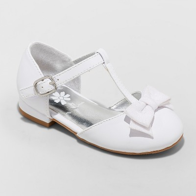 Toddler Girls' Isanne Dressy T-Strap Shoes - Cat & Jack™
