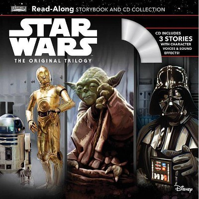 Star Wars The Original Trilogy -  (Paperback)
