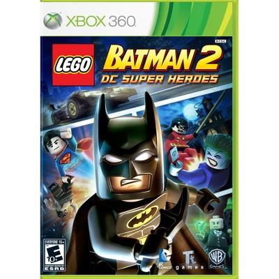 Lego Batman 2 Dc Super Heroes Xbox 360 Target