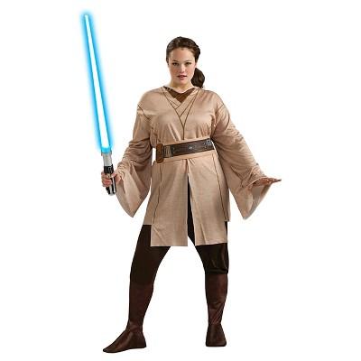 Star Wars Women's Jedi Knight Costume - (16W/18W)