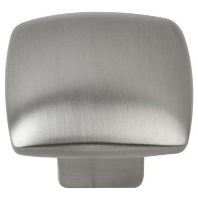 Sumner Street Home Hardware - 1.25 - 4 -Piece - Knob - Satin Nickel Boise