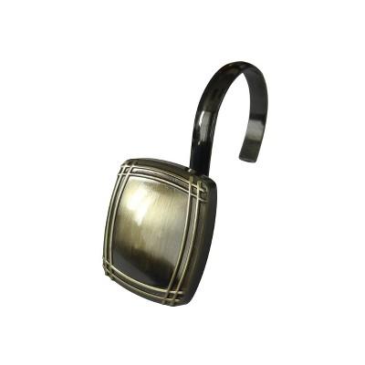 Picnic Shower Hooks - Elegant Home Fashions