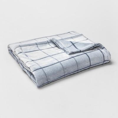 Micromink Printed Blanket - Room Essentials™