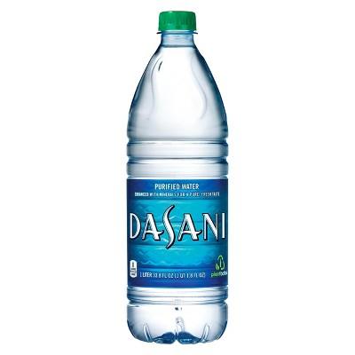 dasani purified water 1
