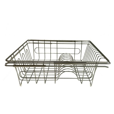 Kitchen Storage Racks, Holders and Dispensers Brushed Nickel - Room Essentials™
