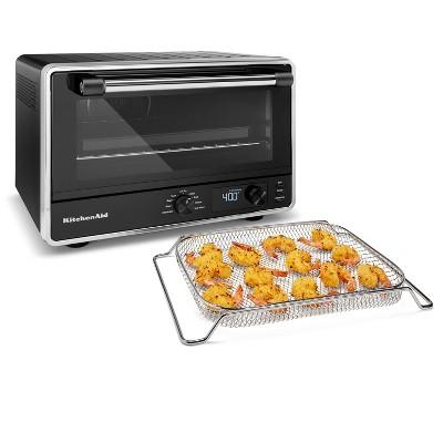 kitchenaid digital countertop oven with air fry kco124bm