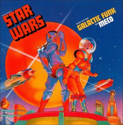 Meco - Star Wars And Other Galactic Funk (CD)